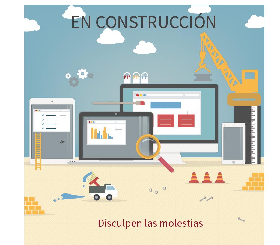 En construcción - Disculpen les molestias