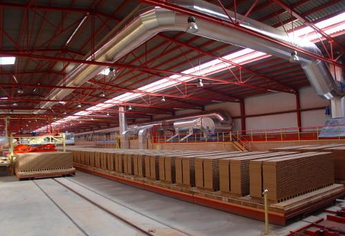 Ceràmica Belianes - Fàbrica