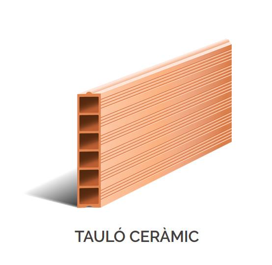 Productes - Tauló Ceràmic